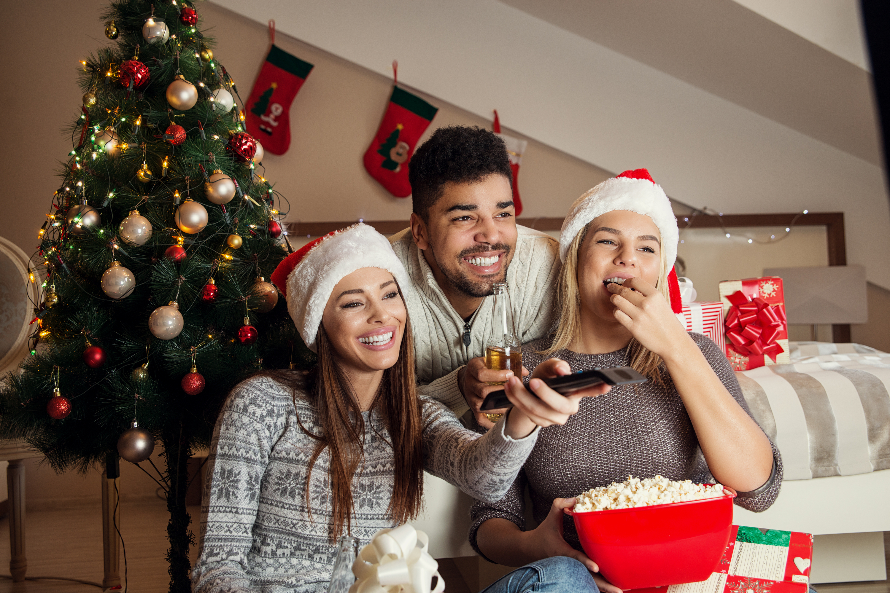 There's nothing better than spending time with family during the holidays. These Hallmark Christmas movies are the perfect family activity.