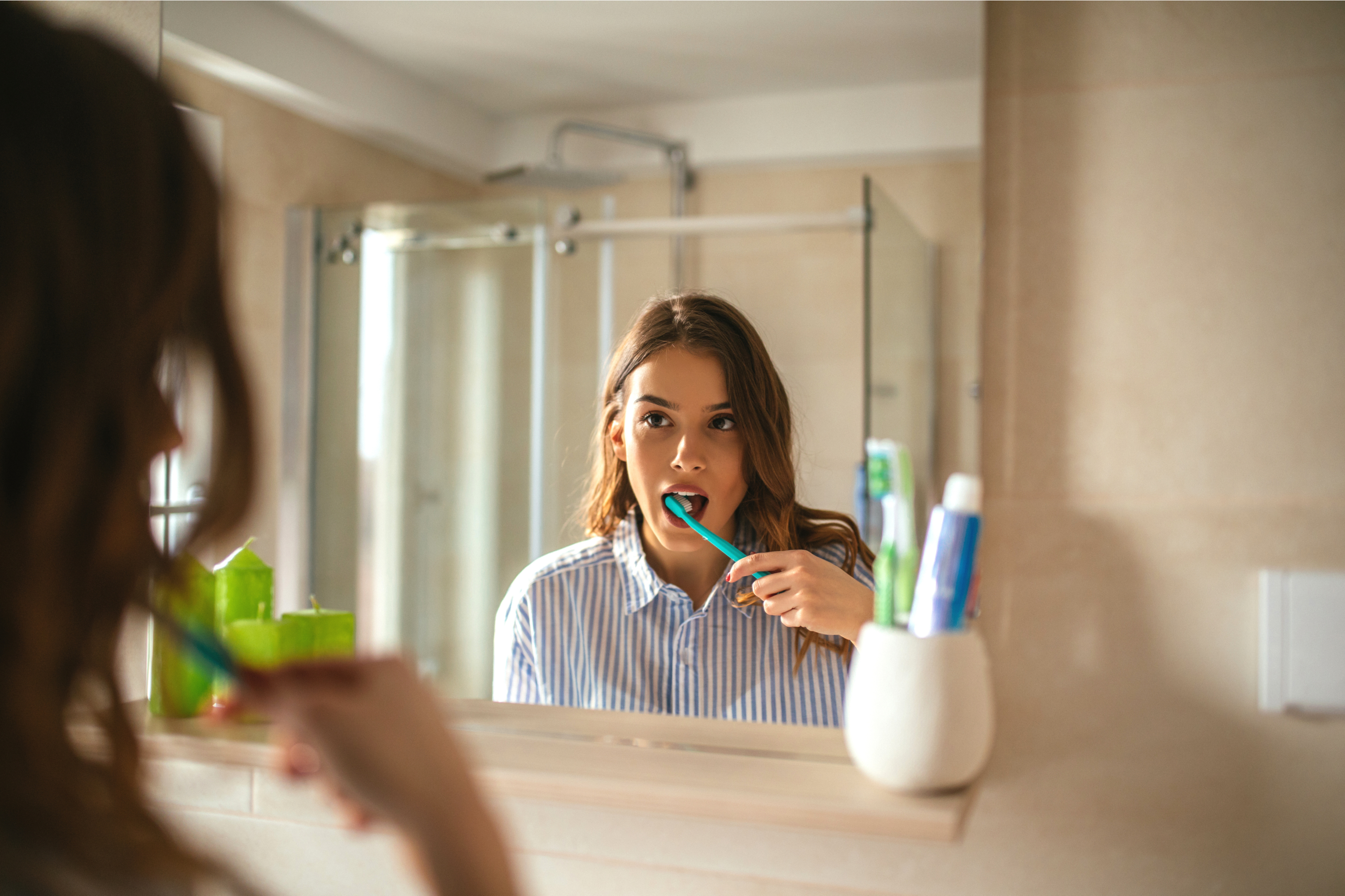 Your dental hygiene is so important! It can lead to things much worse than just cavities! Here is how to brush your teeth correctly. You'll be glad to know how!