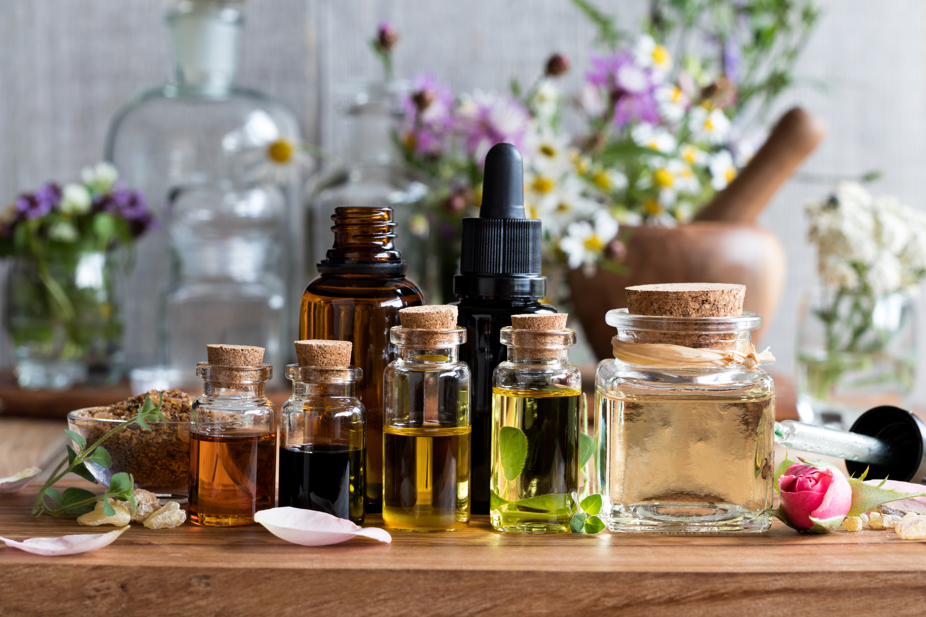 Essential oils help with so many things. These are tips to help you naturally get rid of headaches with essential oils.