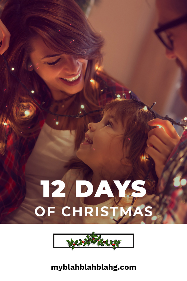 The 12 Days of Christmas is always so much fun. For a different twist to the holiday tradition, why not make it the twelve Christian Days of Christmas. Take Christmas to a new spiritual level with these ideas for kids and families. #Christmastradition #12daysofChristmas