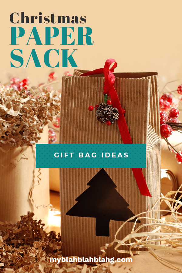 Looking for a fun way to wrap your gifts instead of using gift wrap? If you like unusual ways to present your gifts you are in luck. We have some really adorable paper sack gift bag ideas that you can DIY. Make your gift extra special by wrapping it in something that is homemade. These are easy to make and create a feeling of warmth for your gift. Take a look at the many ideas. They make wrapping a breeze. #DIYgiftwrapideas #papersackgiftbagideas