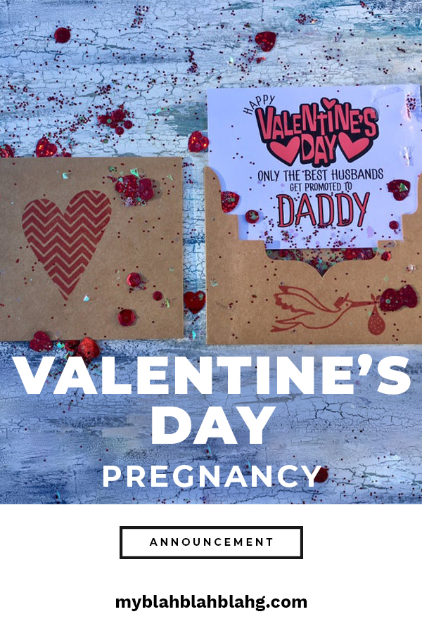 Are you pregnant and wanting to announce to the world the arrival of your baby? Well, Valentine's Day is a great day to do this. If you want to learn some fun ways to announce the big news, keep on reading. Learn ways for siblings, grandparents, husbands and even the dogs to be in on the exciting news. #pregancyannouncementideas