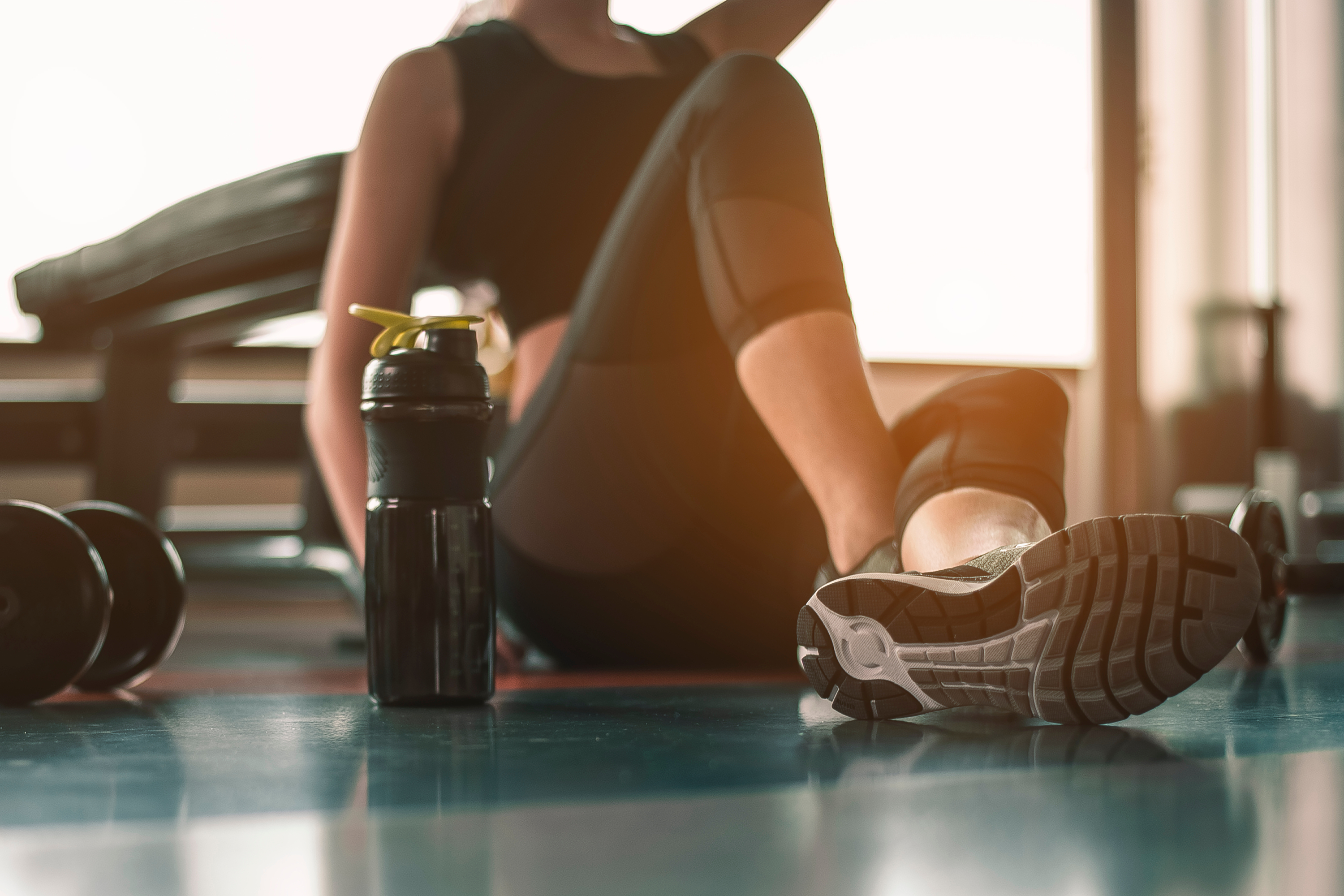 Sometimes life gets a little crazy and it can be incredibly difficult to work out. These fitness tips will help you maintain a healthy lifestyle. Try our quick at-home workout on your busy days.
