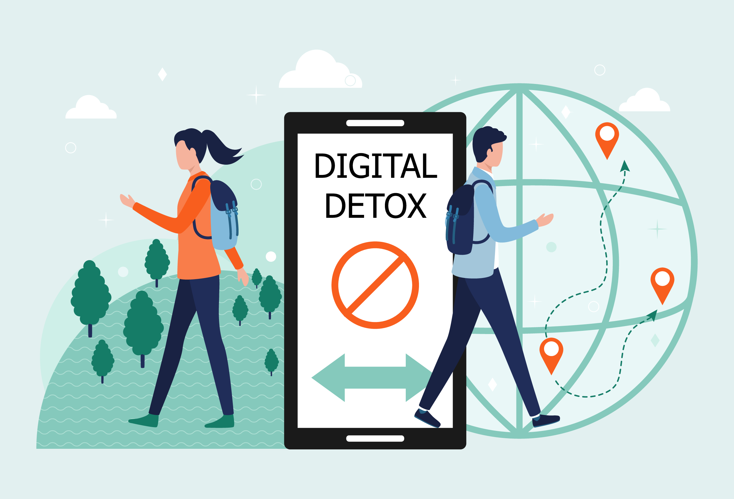 One of the best things you can do for your mental health is a social media detox. I have the best social media detox tips to help you get through it. Learn how you can replace your social media with something else to help distract you.