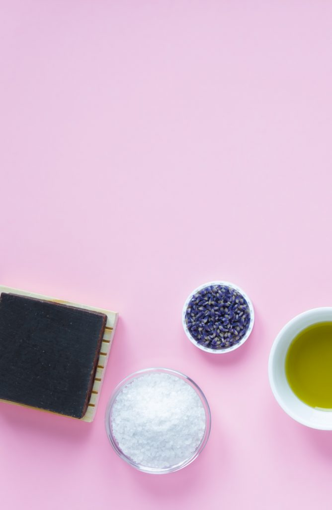Do you love to making your own products to use around the house? If you do, this DIY lavender soap is something that you will love! It's easy to make and smells amazing!