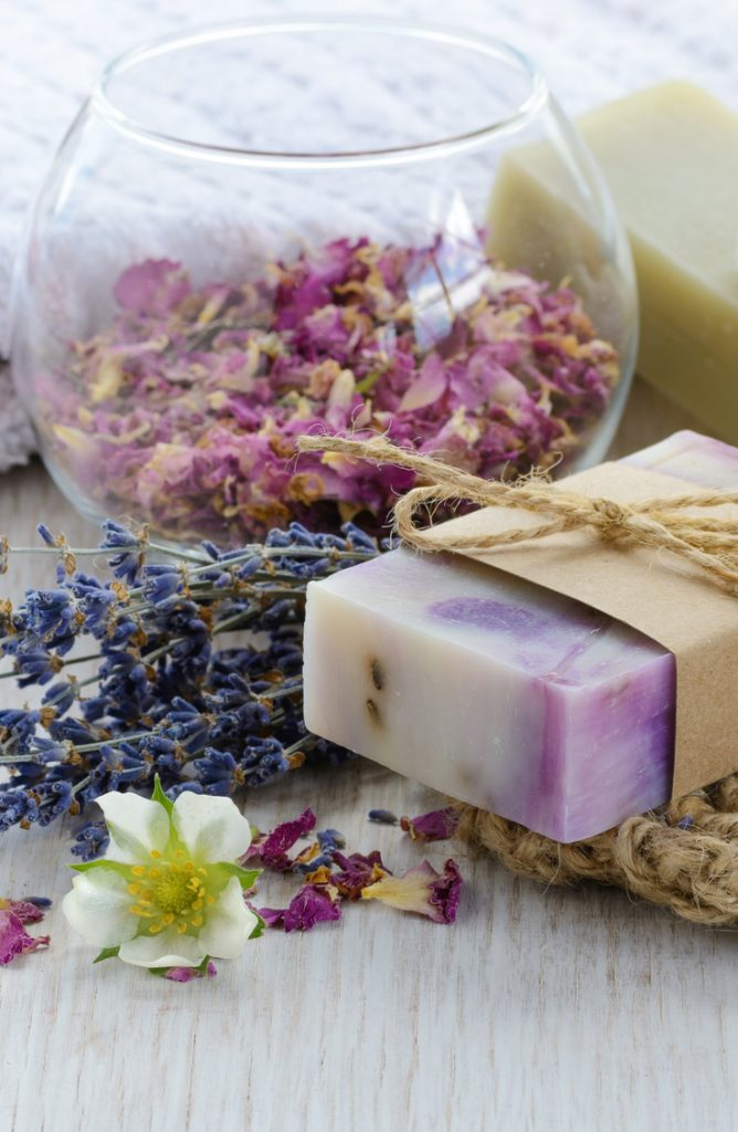 Do you love to making your own products to use around the house? If you do, this DIY lavender soap is something that you will love! They also make the perfect DIY gift.