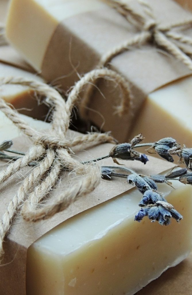 Do you love to making your own products to use around the house? If you do, this DIY lavender soap is something that you will love! It's surprisingly easy to make and you will love the results.