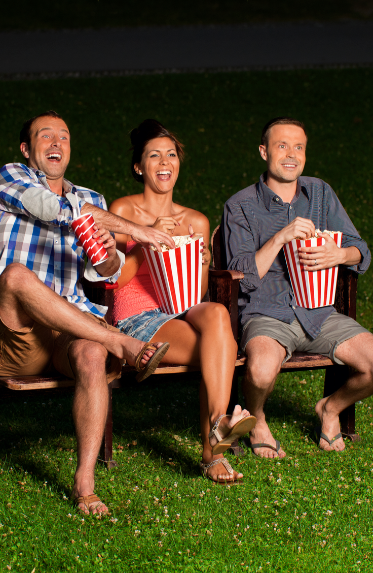 Backyard movies are a great way to bring family and friends together! One way to take your backyard movie to the next level is to incorporate a themed concession stand. That means having a menu that goes along with your theme and an actual concession stand! Take a look at these awesome concession stand ideas!