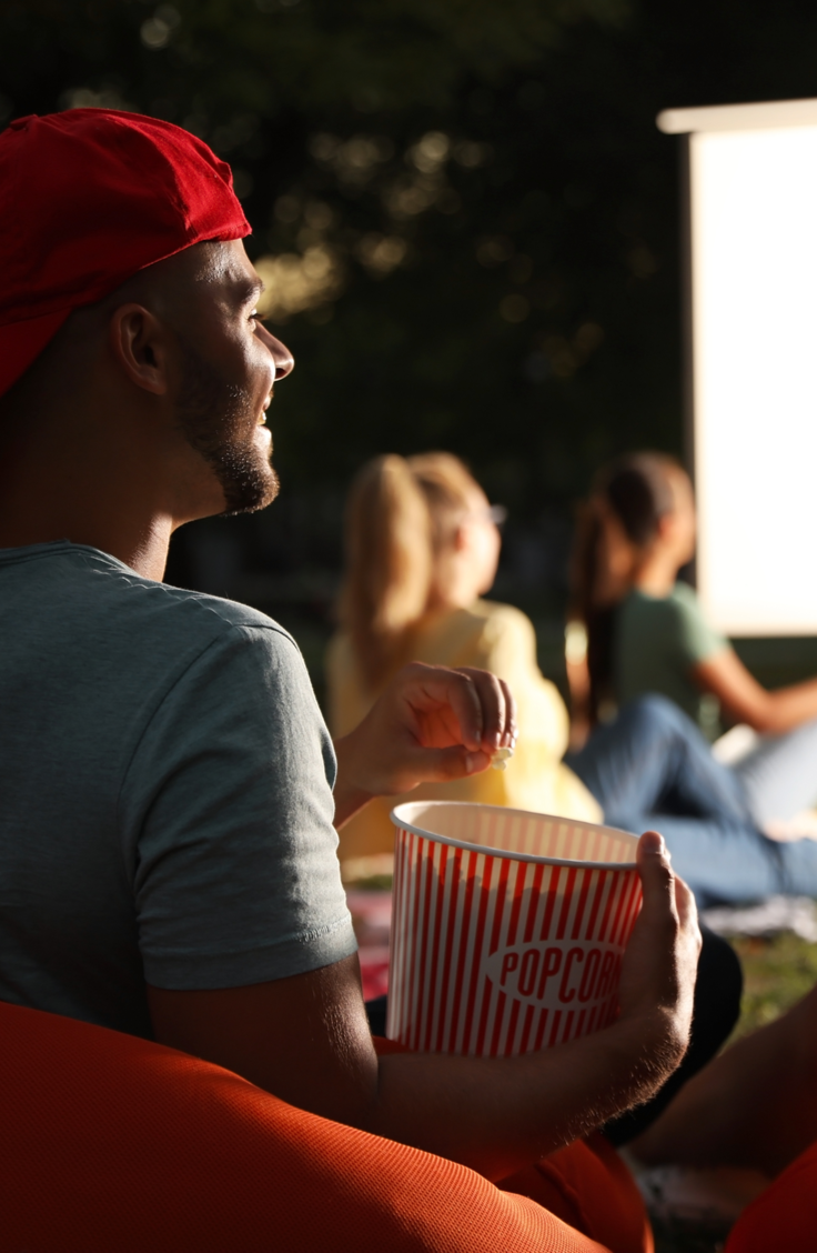 Backyard movies are a great way to bring family and friends together! One way to take your backyard movie to the next level is to incorporate a themed concession stand. That means having a menu that goes along with your theme and an actual concession stand! Check out these awesome concession stand ideas!