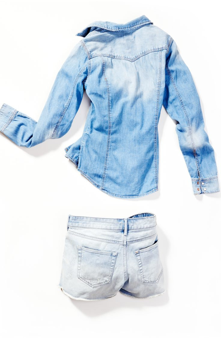 Learn how to reuse and repurpose old clothes. You will love all of the things you can do with your old denim.