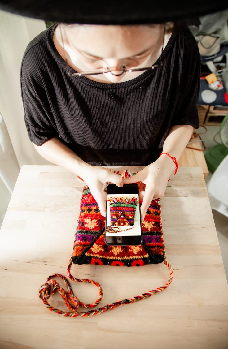 Do you love making your own purses and want to sell them? Start your own shop and make money on Etsy!
