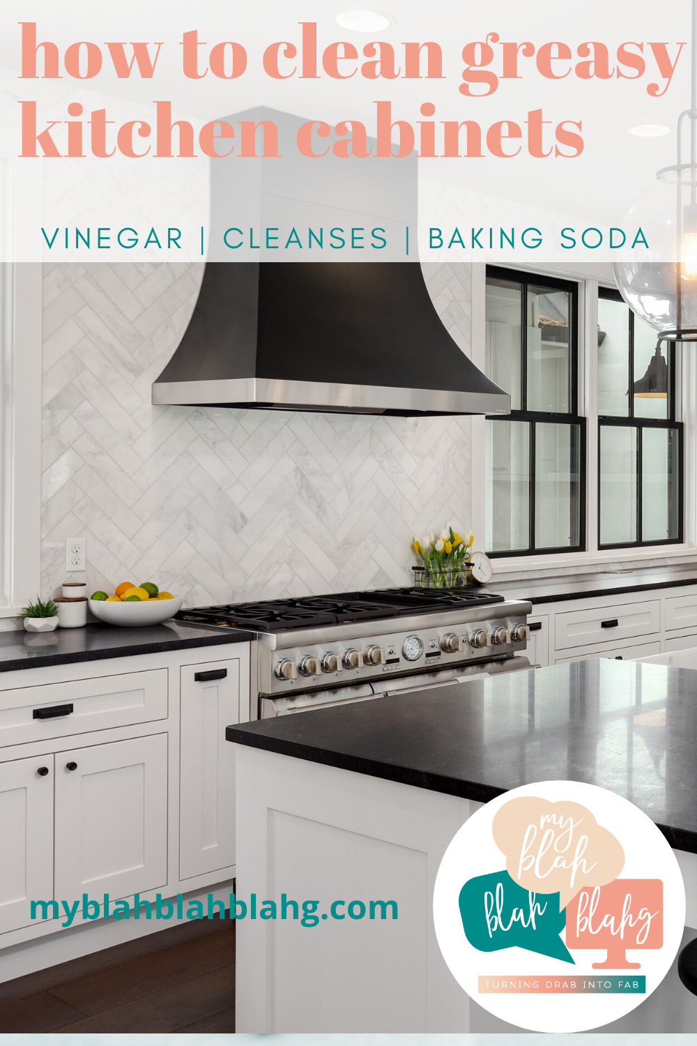How To Clean Greasy Kitchen Cabinets Vinegar Baking Soda Cleaning Wrappedinrust Com