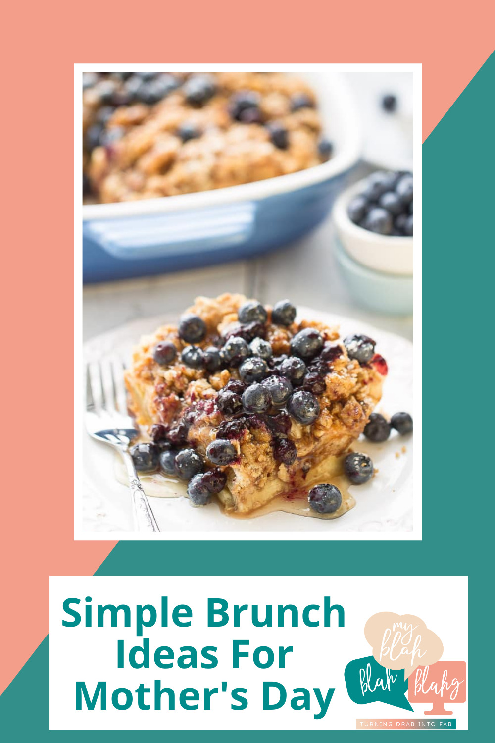 Myblahblahblahg.com has tips and tricks for anything and everything! Find whatever it is you're looking for. Get ready for Mother's Day with these tasty and easy brunch ideas!