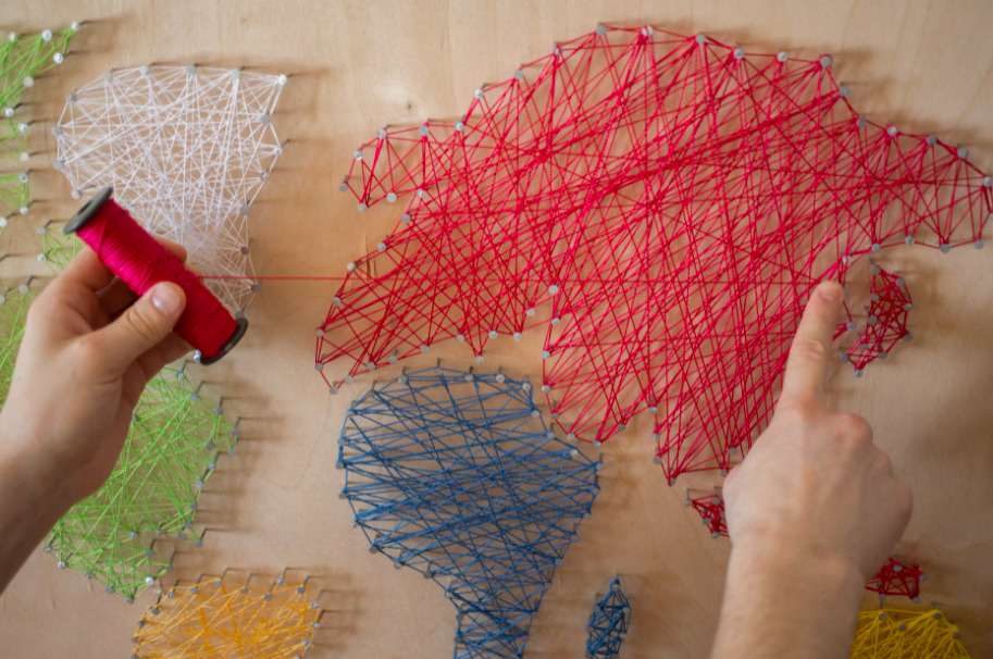 String art patterns – patterns with string